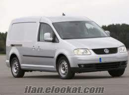Panelvan & Minivan & Van & Cityvan Kiralık Araçlar