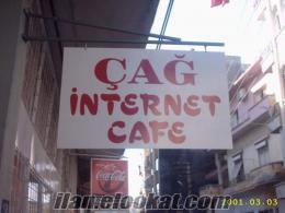 1 YILLIK KİRASI VERİLMİŞ HAZIR KURULU SİSTEM İNTERNET CAFE