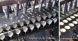 Külah makinası dondurma külahı üretim makina ve kalıp modelleri