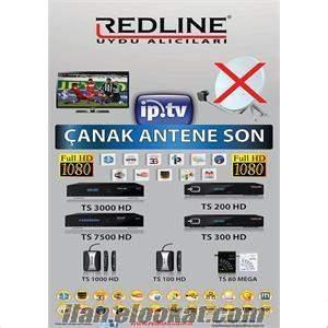 REDLİNE TS 40 FULL HD PLUS MİNİ UYDU ALICI