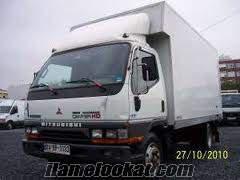 Beşiktaşda kiralık kamyonet hizmetleri