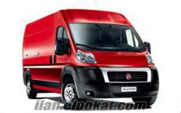 k1 ürün taşıma yetki belgeli panelvan kiralama k, ralık panelvan ticari araç