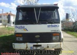 satılık damper kasa 2517 ford cargo kamyon