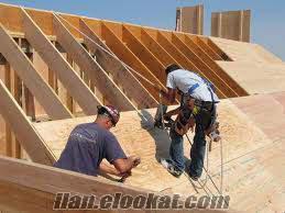 dış cephe mantolama ustası izmir yasin usta çatı tadilat ustası izmir çatıcı