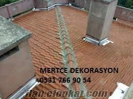 çatı ustası urla mertce dekorasyon çatı yapım ustası izmir çatıcı