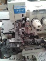 satılık 2.el tekstil makinası