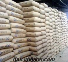 inşaat mazemeleri toptan inşaat demiri çimento hazır beton
