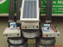 Elektrikli Çit Sistemi