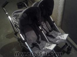Çok temiz Sunny Baby İkiz Bebek Arabası