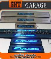 Chevrolet Cruze Kapı Eşiği Işıklı Model ŞNTden