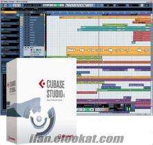 CUBASE STUDIO 4 DVD SIFIR PROGRAM