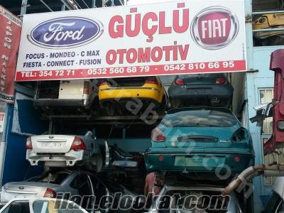 FORD FOCUS MOTOR TRAVESTİ