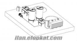 Tel Erezyon Tezgahlarındaki işlemeleriniz İçin DWG, DXF , CNC Dik İşlemeler iç