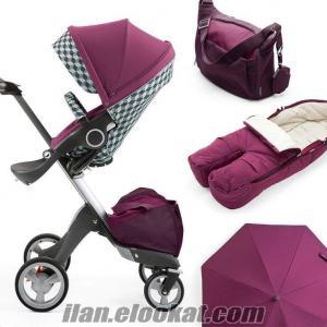 3 yıl garanti, yeni doğan bebek arabası ile Stokke xplory v4