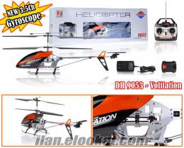 DOUBLE HORSE 9053 RC HELİKOPTER 3, 5CH DEV BOY DEV KAMPANYA