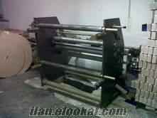 satılık bobinden bobine dilimleme makinası