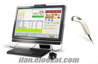Market Otomasyonu Dokunmatik Sistem (Rahatlık)