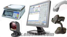 (Kampanya!) Market Bakkal Büfe Dokunmatik Barkod Sistemi Programı