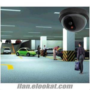 Hareket Sensörlü Dome Güvenlik Kamerası