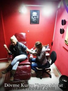 dövme eğitimi dövme özel ders tattoo murat şişli