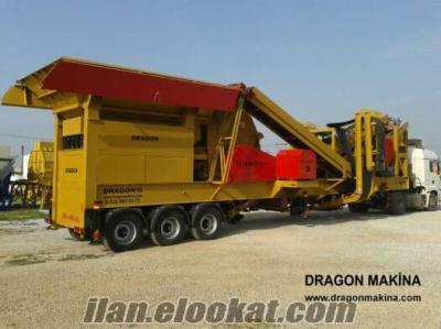 Dragon 15 Gelişmiş Turbo Darbeli Konkasör Sistemi