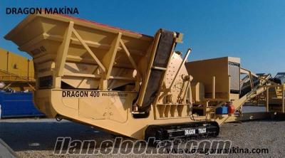 Paletli Konkasör - Dragon 400