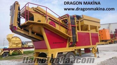 Mobil Eleme Tesisleri - Dragon 607