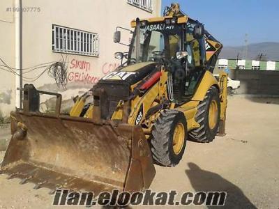 İZMİR KİRALIK BEKOLODER CAT 432E