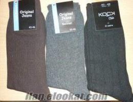 ihraç fazlası çorap 3 tl parti malı