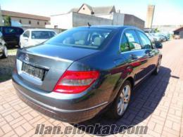 2007 Mercedes-Benz C 220 CDI Avantgarde-VOLLLEDER-COMAND-BI XENON