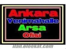 Ankara Yenimahalle Arsa Ofisi