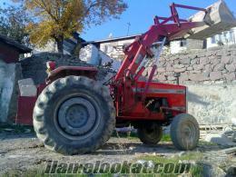 Ankara Akderede satlık traktör