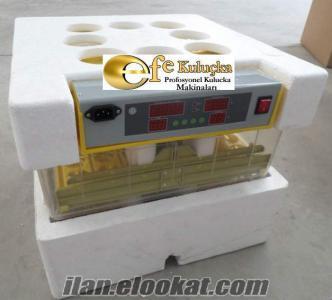 Efe 96 lı Kuluçka makinesi