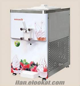 soft dondurma makinesi