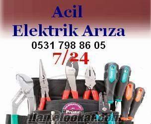 antalya elektrikçi