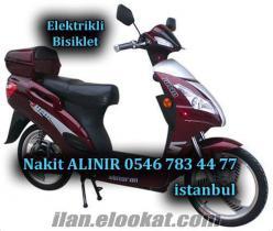 Elektrikli Bisiklet Alanlar, Arayanlar
