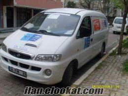 hyundai-statarex beyaz panelvan-2004 model-12.000tl.vade-takas-