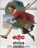ERC SANAT AKADEMİSİ GÜZEL SANATLARA HAZIRLIK KURSU ERC Sanat Eğitim Merkezi 200