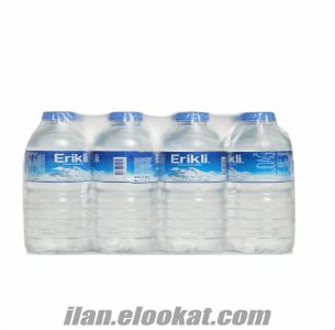 Erikli Pet Şişe Su 0.33 Litre Paket