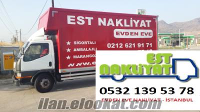 Evden Eve Nakliyat İstanbul | İstanbul Şehiriçi Eşya Taşımacılık, Nakliyeci