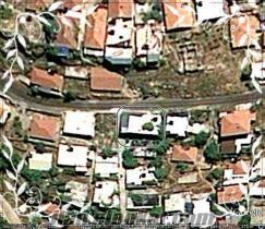antalyada şehir manzaralı müstakil 2 katlı ev