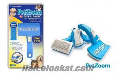 Evcil Hayvan Bakım Tarağı+Tüy Kesici Tarak Pet Zoom