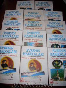 Evrenin harikaları kitapları