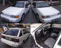 Hyundai Excel Kusursuz Vade - Taksit Olur LPG Li, 4 cam otomatik,