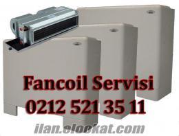 fancoil servisi