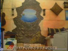duvar ressamı duvar ressamları bakırköy istanbul