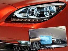 Toptan Glossylight Araç Farı Temizleme Yenileme Seti