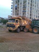 ilk sahibinden satilık damperli kamyon