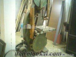 satılık ikinci el bantlama, satılık ikinci el marangoz makinaları