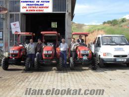 UŞAK FARMTRAC VE FOTON BAYİSİNDEN 2.EL TRAKTÖRLER traktörleri